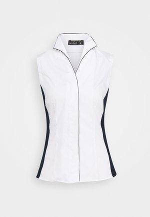 MYRI - Button-down blouse - weiß