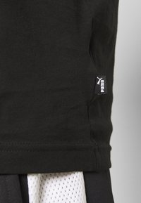 Puma - CELEBRATION GRAPHIC TEE - T-shirt imprimé - black - 3