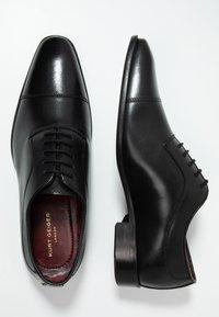 Kurt Geiger London - BANBURY - Business sko - black - 1