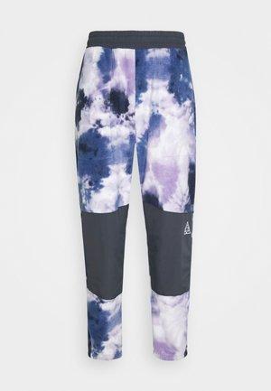 POLARYS PANT - Pantalones deportivos - vintage violet