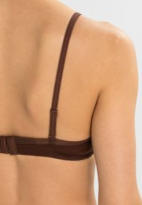 Gossard - GLOSSIES - Underwired bra - rich brown - 3