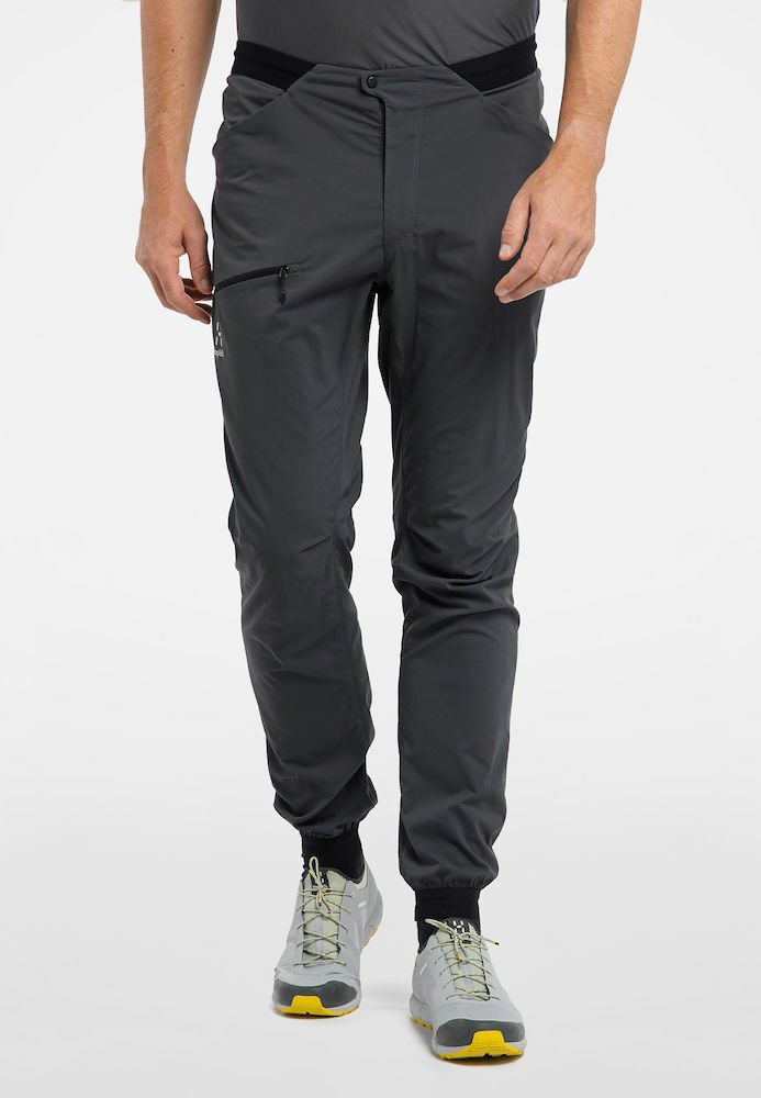 Haglöfs - Trousers - magnetite