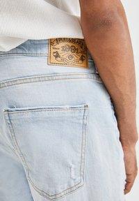 PULL&BEAR - Slim fit jeans - blue - 3