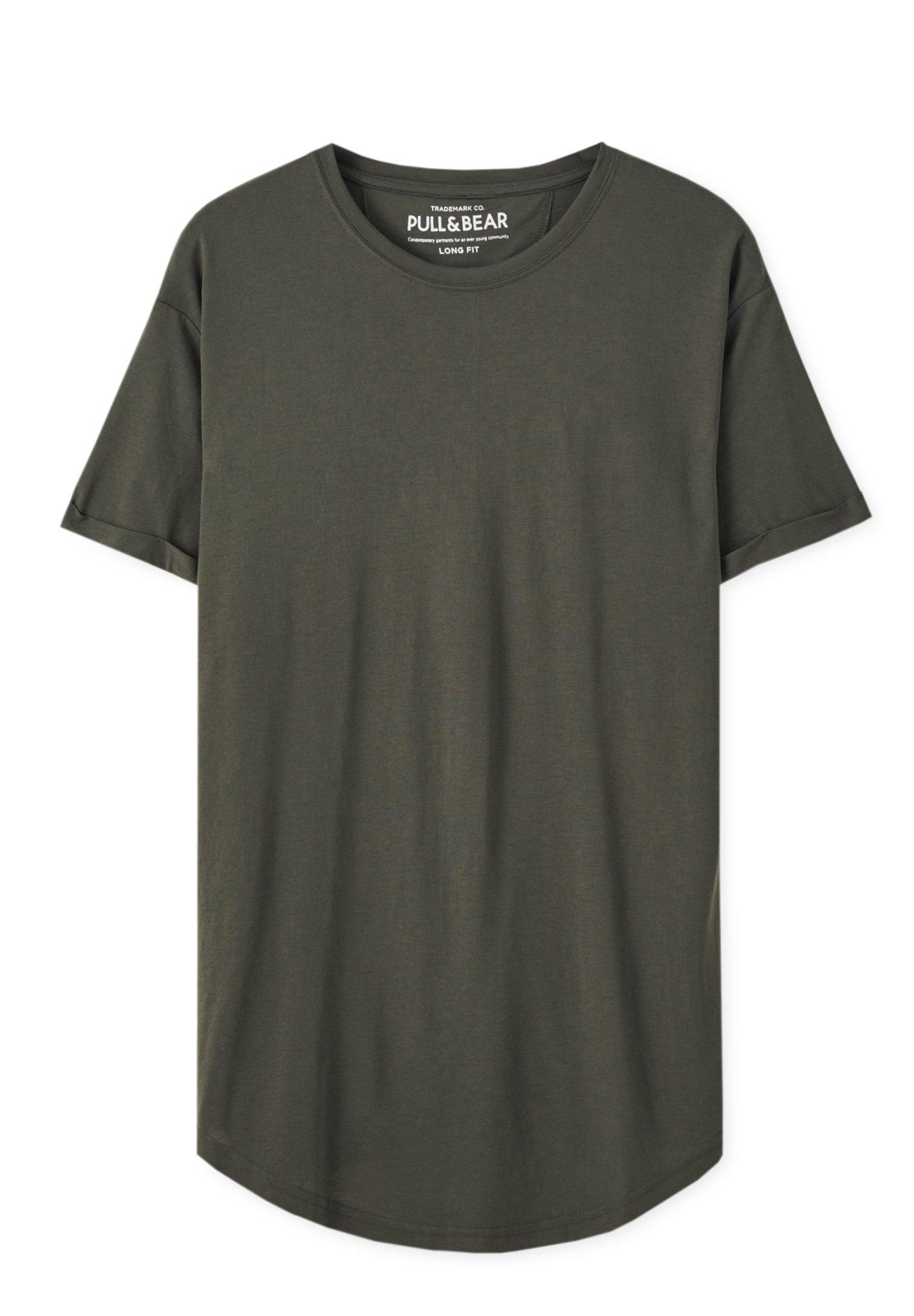 Uomo MIT LANGER PASSFORM - T-shirt basic