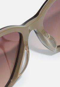 Calvin Klein - Sunglasses - dark brown/beige - 2