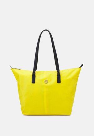 POPPY TOTE - Tote bag - yellow