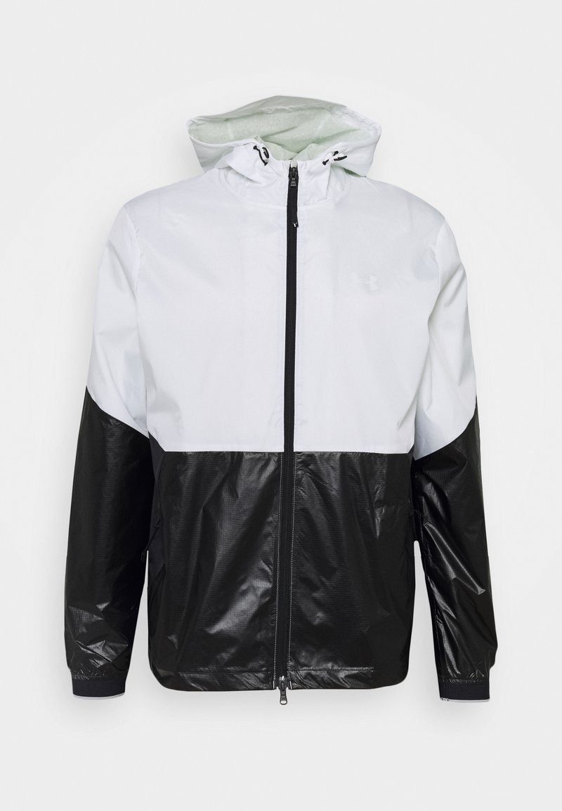Under Armour - LEGACY - Windbreaker - white