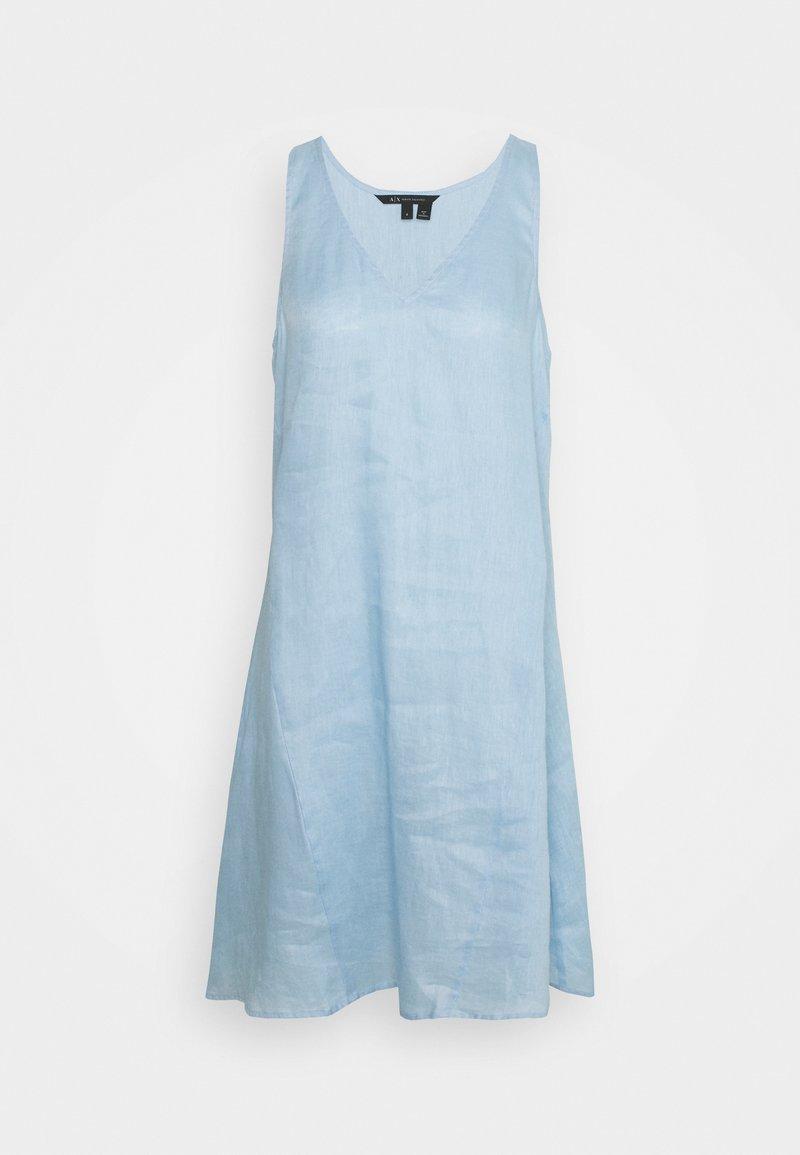 Armani Exchange - VESTITO - Day dress - peppermint