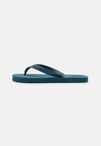 ALGAM KIDS UNISEX - Pool shoes - midnight navy