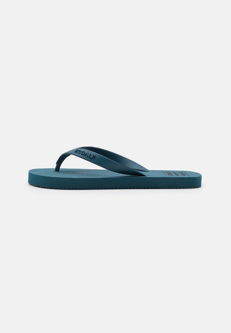 Ecoalf - ALGAM KIDS UNISEX - Pool shoes - midnight navy