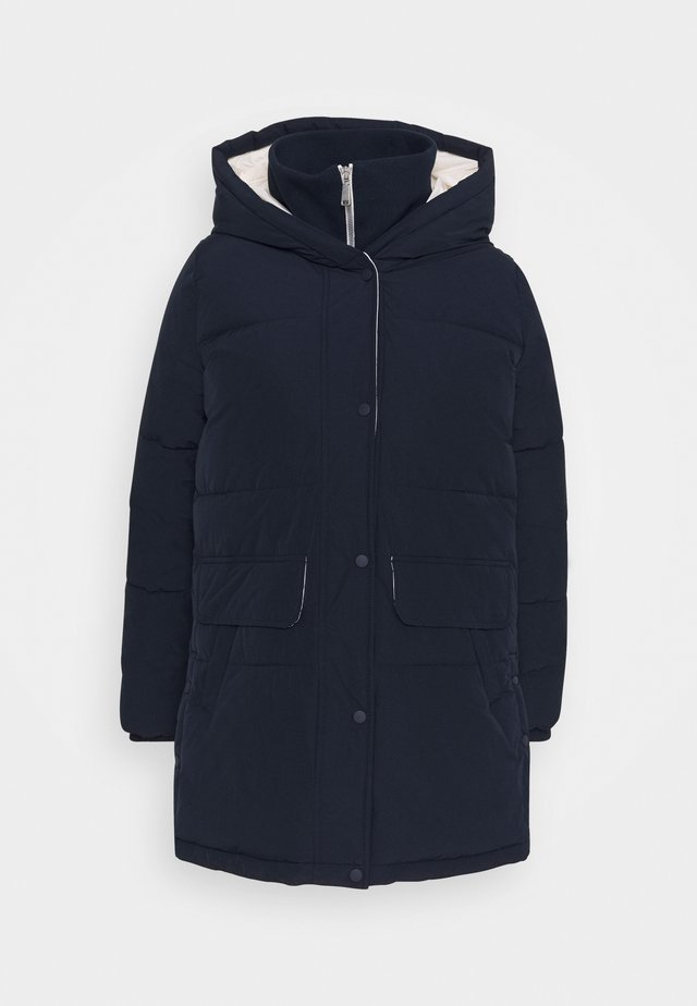 LUXURY PUFFER - Cappotto invernale - sky captain blue
