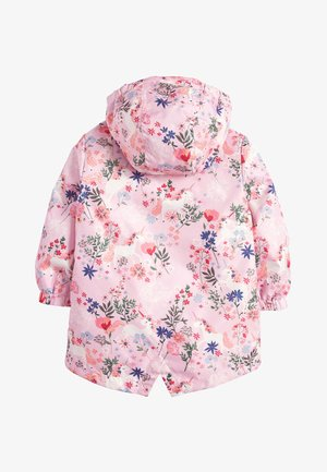 PINK UNICORN CAGOULE (3MTHS-10YRS) - Parka - pink