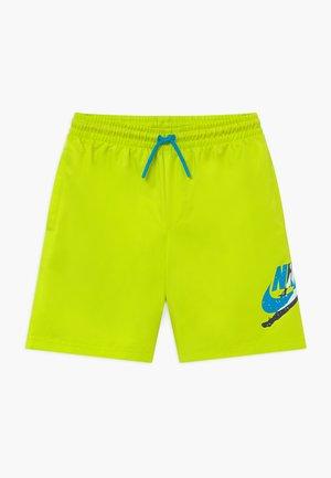 JUMPMAN POOLSIDE  - Sportovní kraťasy - yellow