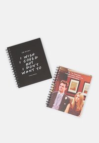 TYPO - A5 CAMPUS NOTEBOOK 4 PACK UNISEX - Other accessories - multicoloured - 2
