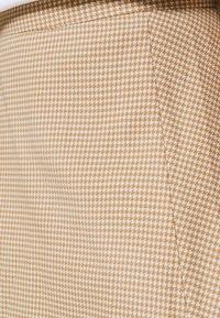 Monki - ULLA SKIRT - A-line skirt - beige - 4