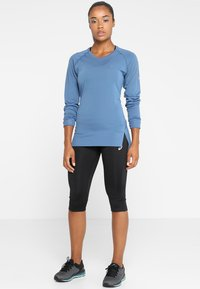 ASICS - SILVER KNEE  - 3/4 sportbroek - performance black
