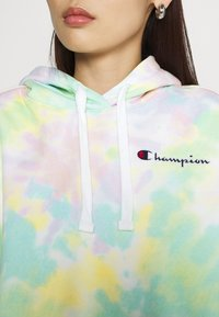 Champion Rochester - HOODED - Sudadera - white - 4