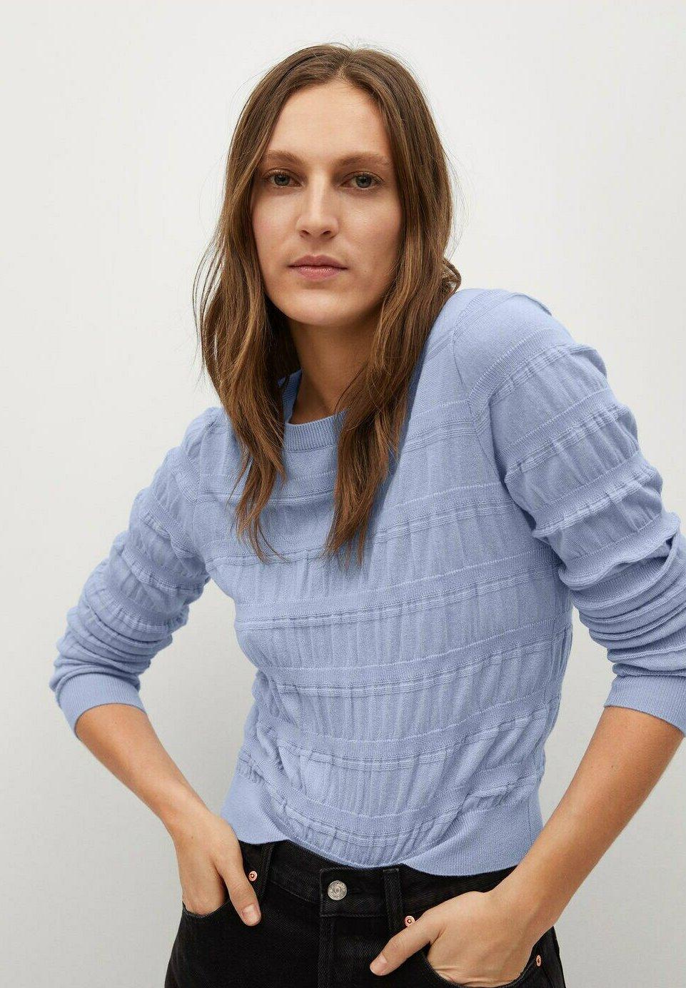Femme LEAF - Pullover
