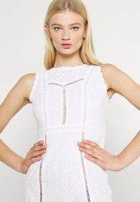 Lace & Beads - ELAINA DRESS - Cocktail dress / Party dress - white - 3