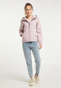 Schmuddelwedda - Outdoor jacket - nude melange - 1