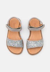 Froddo - LORE SPARKLE - Sandals - light grey - 3