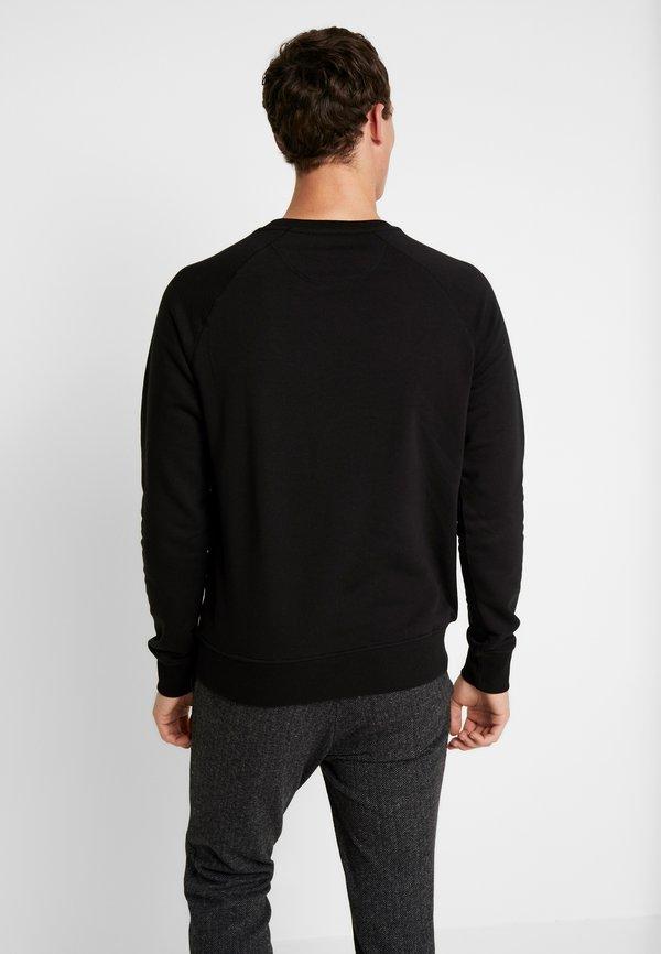 Pier One 2 PACK - Bluza - mottled light grey/black/jasnoszary melanż Odzież Męska HMKH