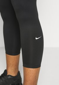 Nike Performance - ONE PLUS  - Tights - black/white - 4