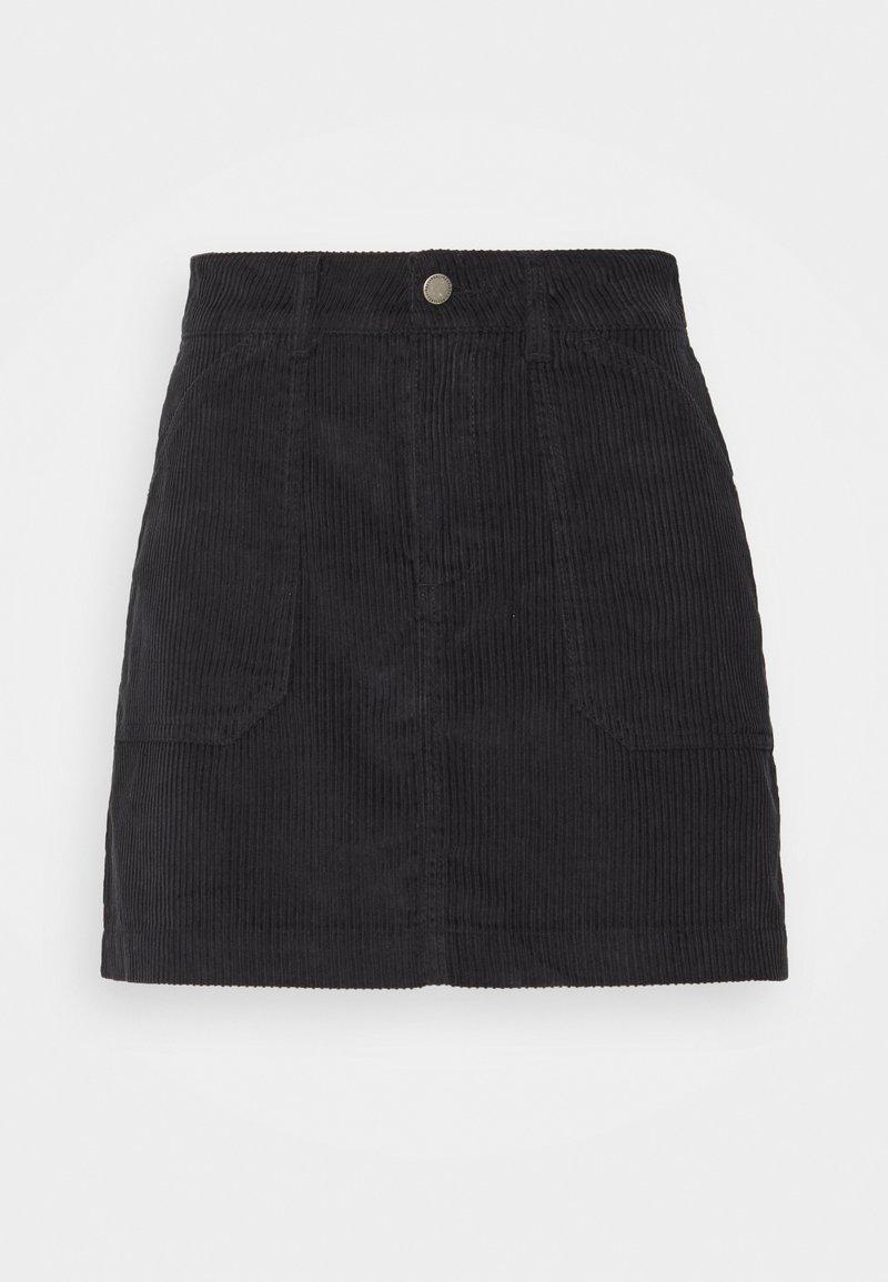 Roxy - AMAZING BREAK - Mini skirt - anthracite