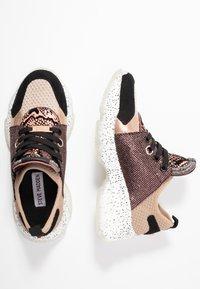 Steve Madden - MESCAL - Sneakers - rose/multicolor - 3