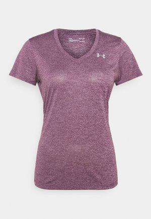 TECH TWIST - T-shirt print - mauve