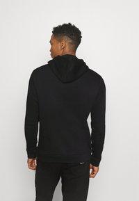 Jack & Jones - JCOBOOSTER HOOD - Sweatshirt - black - 2