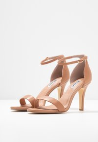 Dune London WIDE FIT - WIDE FIT MYDRO - High heeled sandals - camel - 4