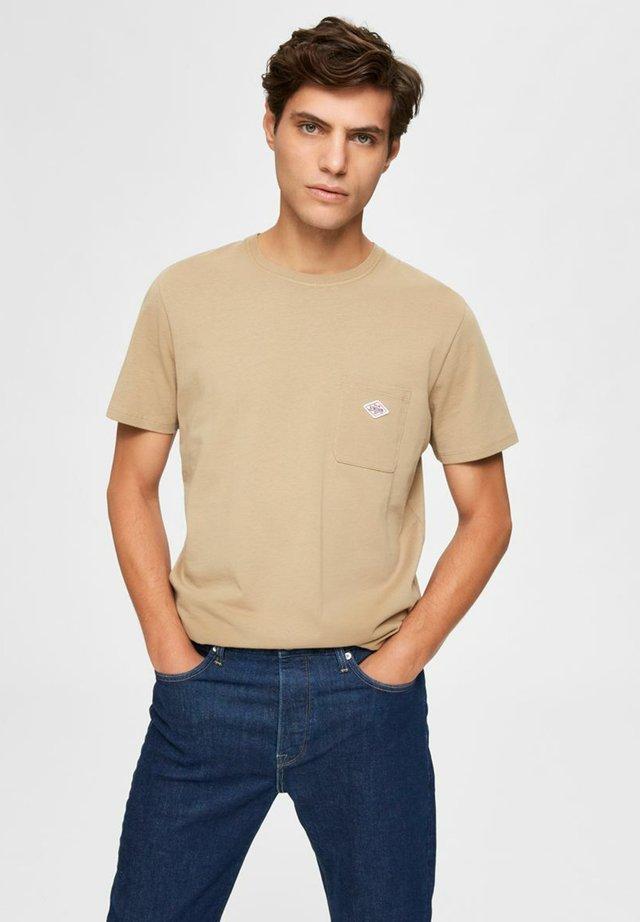 T-shirt imprimé - kelp