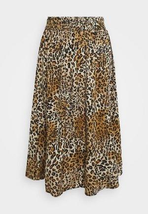 PCHAYA SKIRT KAC - A-line skirt - whitecap gray