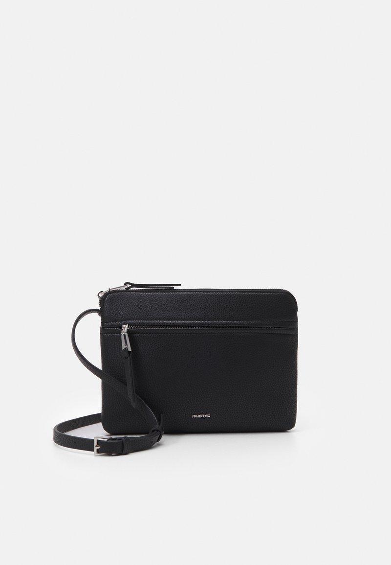 PARFOIS - CROSSBODY BAG BALLOON - Across body bag - black