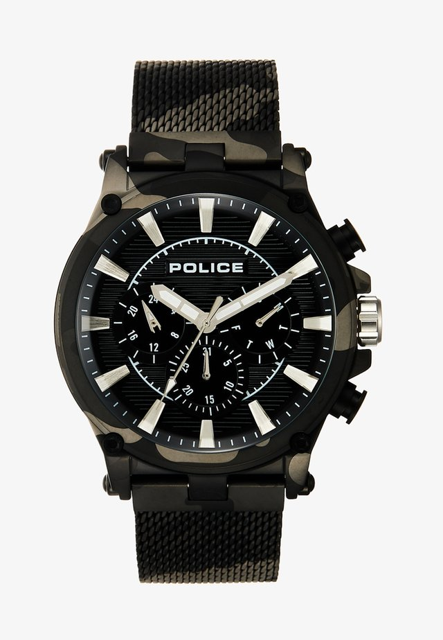 REBEL STYLE - Chronograph watch - camo
