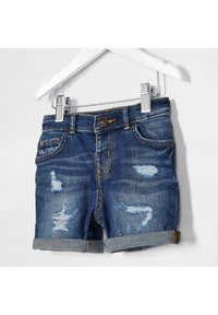 River Island - Denim shorts - blue - 1