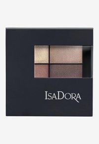 IsaDora - EYESHADOW QUARTET - Eyeshadow palette - boho browns - 2
