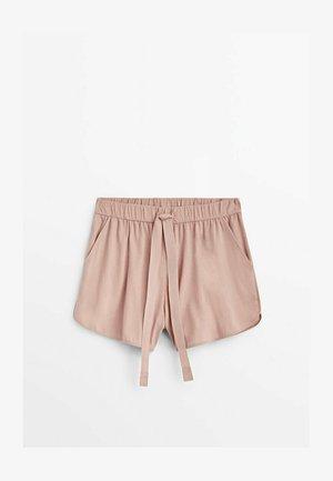 KURZE  - Shorts - neon pink