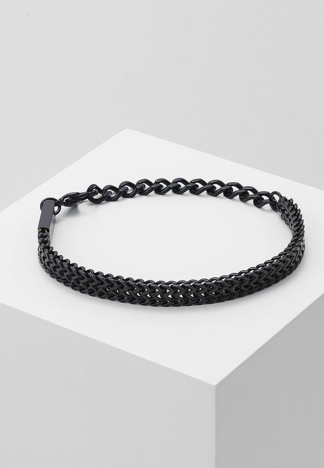 GROOVY BRACELET - Bracelet - black