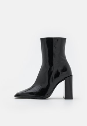 Kotníkové boty - black malory