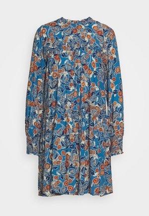LADIES DRESS - Day dress - boho blue
