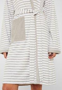 Esprit - Dressing gown - stone - 2