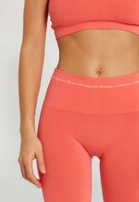 Yogasearcher - ASANA - Legging - coral - 3