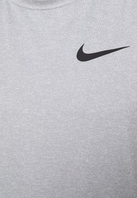 Nike Performance - TANK DRY - Top - particle grey/grey fog - 5