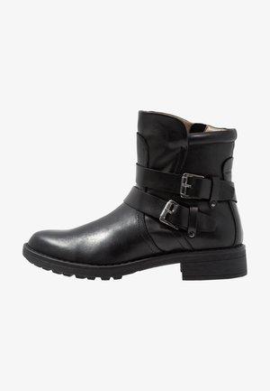 VMVILMA BOOT - Cowboy-/Bikerlaarsjes - black