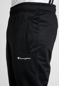 Champion - TRACKSUIT - Tepláková souprava - black - 5