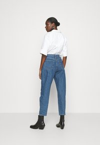 Mavi - LAURA - Relaxed fit jeans - dark blue - 2