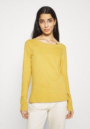 FLORAH LONG  - Long sleeved top - honey