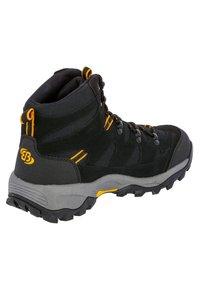 Brütting - Walking boots - black - 3
